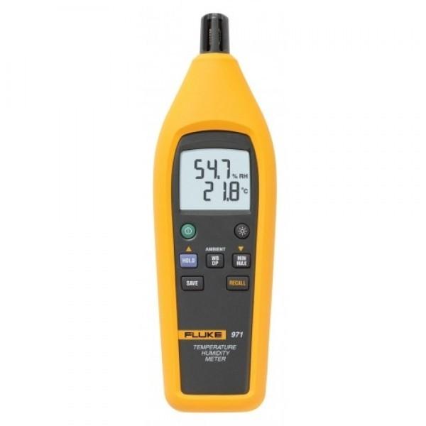 Fluke 971 เครื่องวัดอุณหภูมิและความชื้น