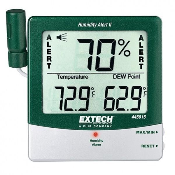 Extech 445815 เครื่องวัดอุณภูมิและความชื้น