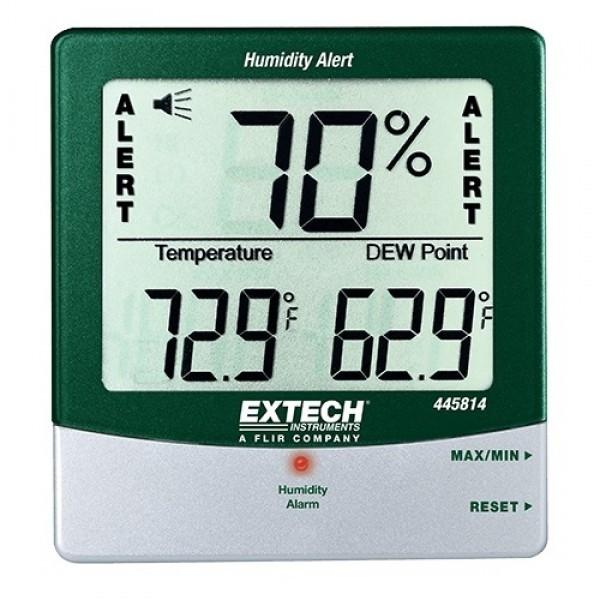 Extech 445814 เครื่องวัดอุณหภูมิและความชื้น