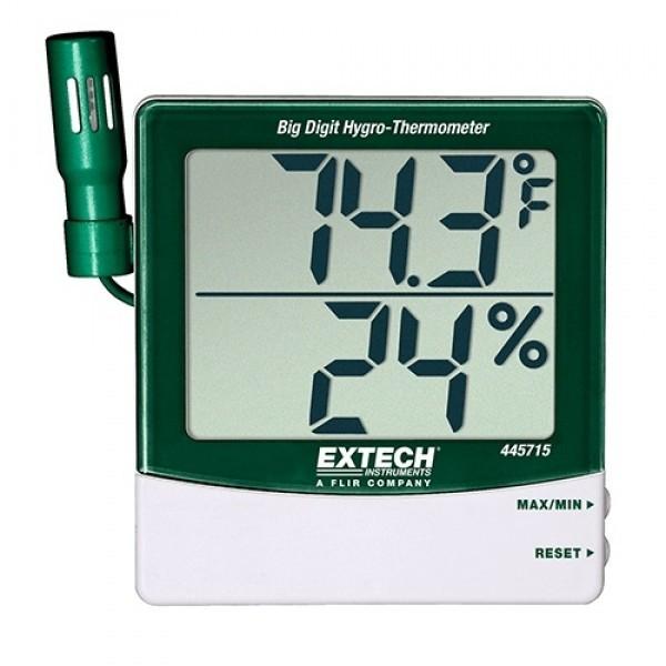 Extech 445715 เครื่องวัดอุณหภูมิและความชื้น