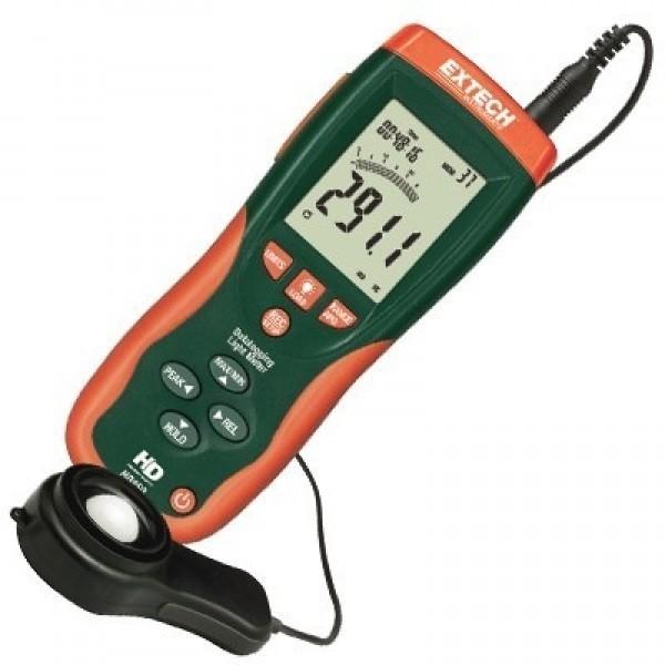 Extech HD450 เครื่องวัดแสง