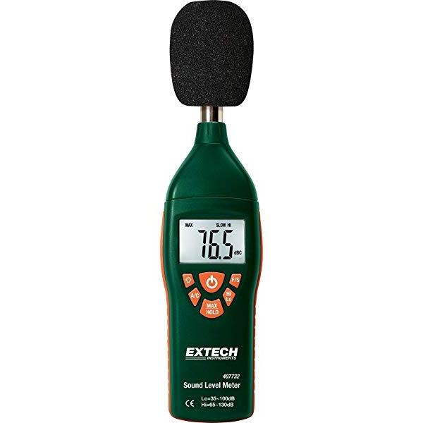 Extech 407732 เครื่องวัดเสียง