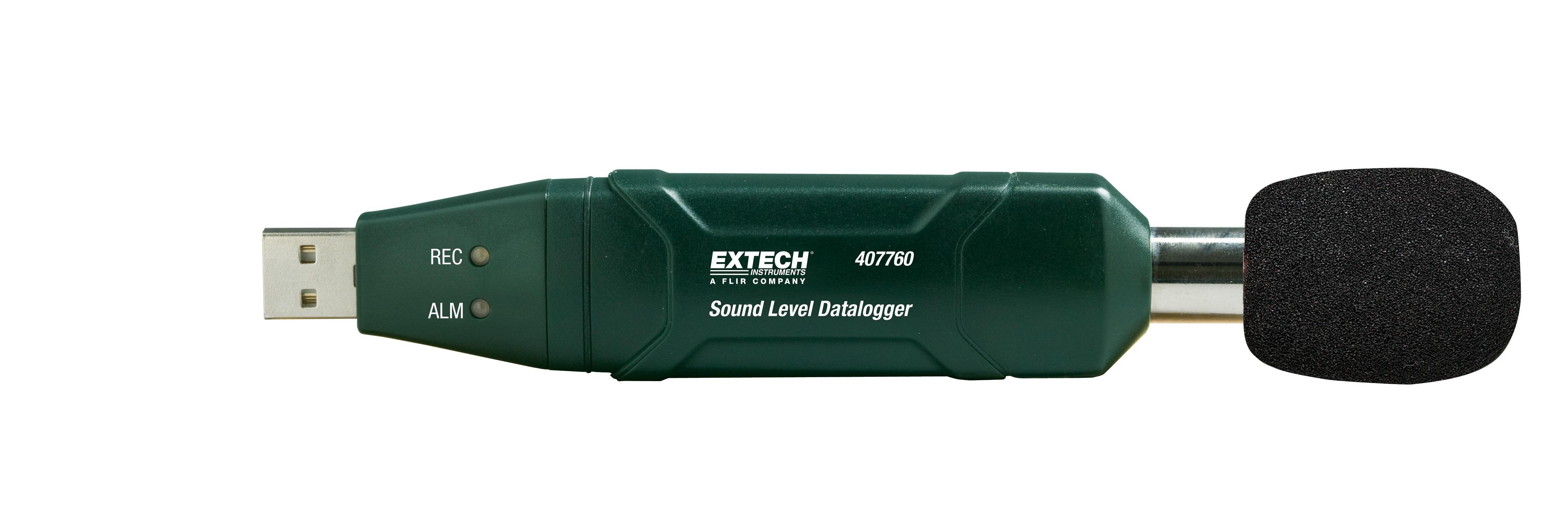 Extech 407760 เครื่องวัดเสียง