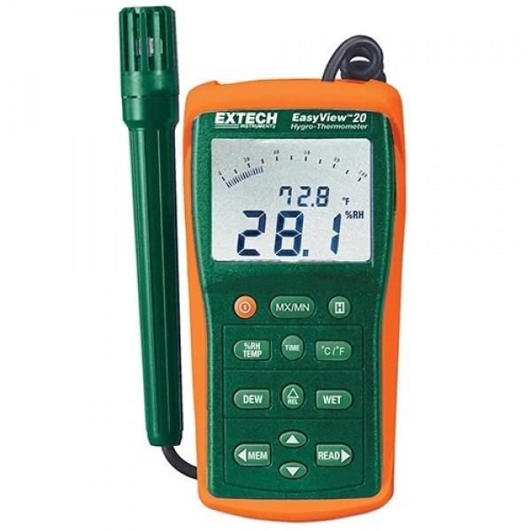 Extech EA20 เครื่องวัดอุณหภูมิความชื้น