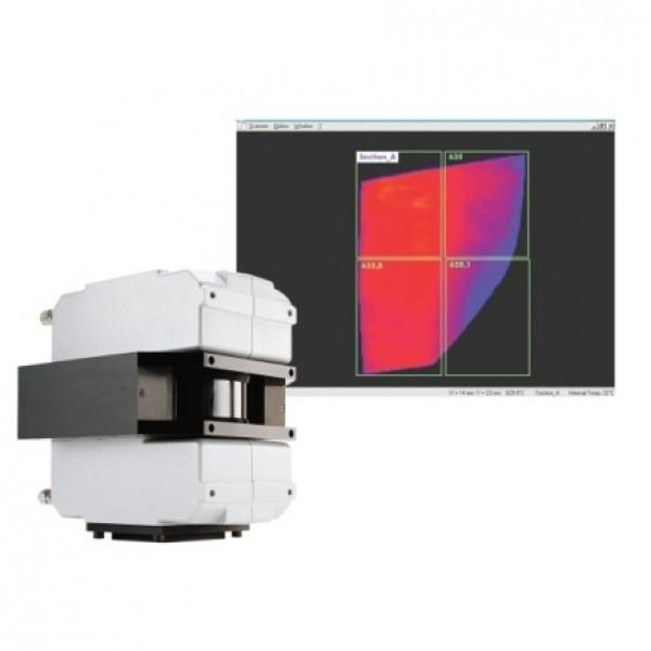 Fluke Process Instruments RAYTGS150 Glass Process Imaging System