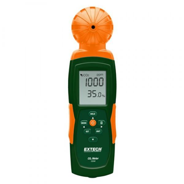 Extech CO240 เครื่องวัดก๊าซคาร์บอนไดออกไซด์