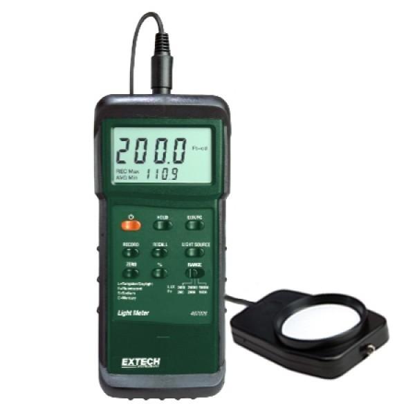 Extech 407026 เครื่องวัดแสง