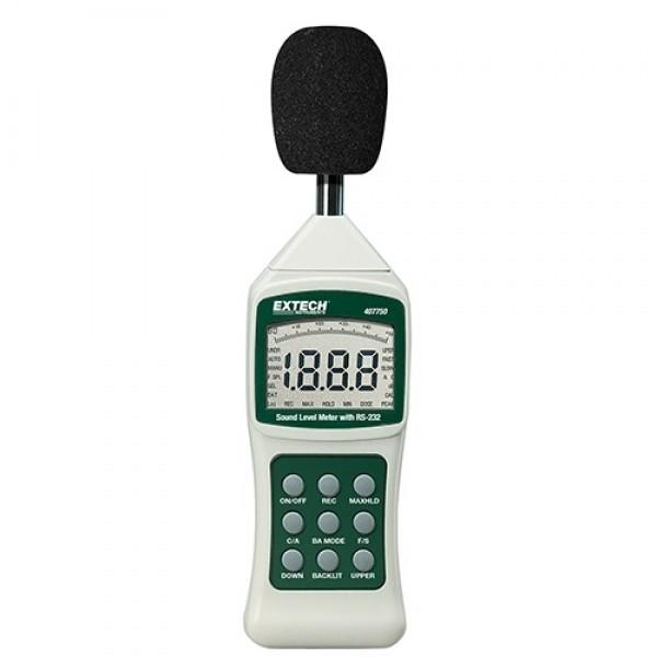 Extech 407750 เครื่องวัดเสียง
