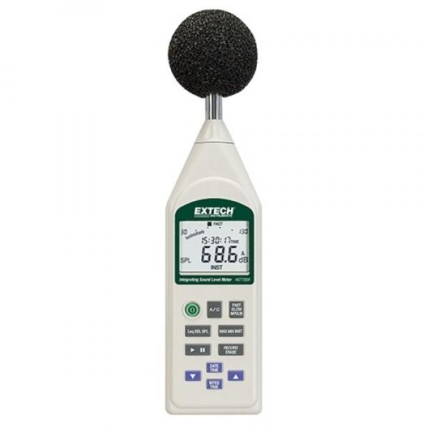 Extech 407780A เครื่องวัดระดับเสียง