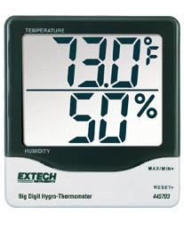 Extech 445703 เครื่องวัดอุณหภูมิและความชื้น
