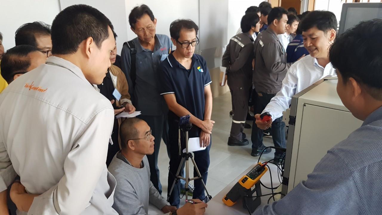 """สัมมนาเชิงปฏิบัติการเรื่อง """"Process Instruments Calibration Workshop"""""""